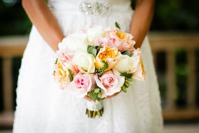 Flowers, Anguilla Destination Wedding