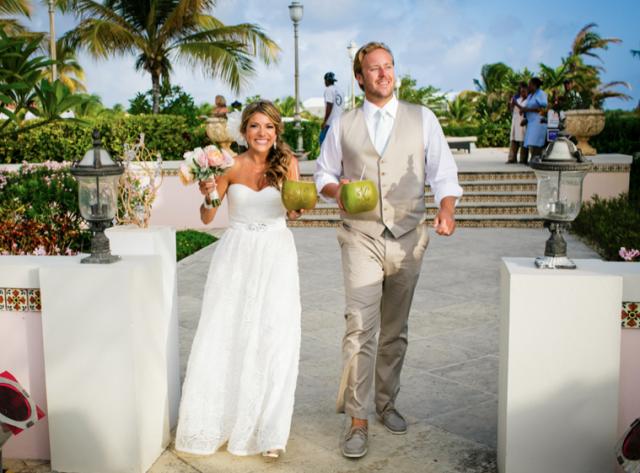 Frangipani Beach Resort, Anguilla Destination Wedding
