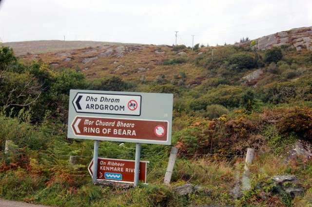 ARdgroom, Ring of Beara, Ireland