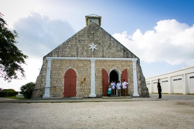 Bethel Methodist Church, Anguilla Destination Wedding