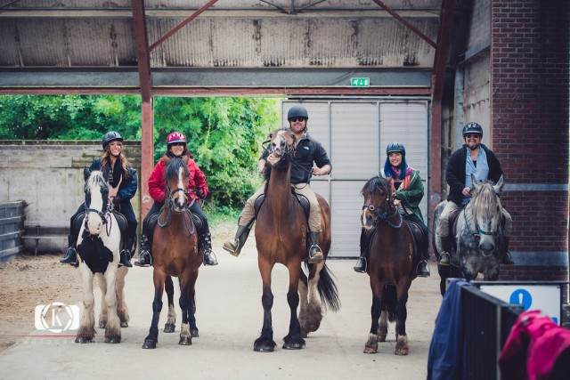 Horseback Riding, Killarney National PArk