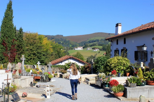 Road trip in Pays Basque