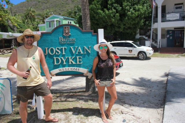 Bvis Journey Through Jost Van Dyke The Wanderlust Effect