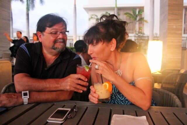 Sunset Lounge, Anguilla