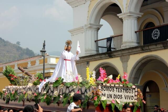 Easter in Antigua Guatemala