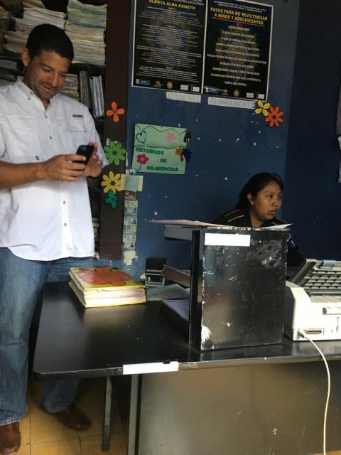Crime in Antigua, Guatemala
