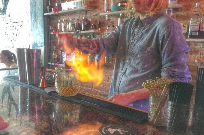 Food and Bar Scene Toronto | The Wanderlust Effect Blog