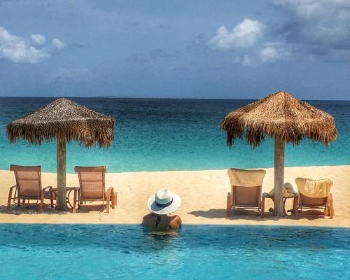 Frangipani Beach Resort, Anguilla
