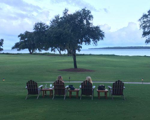 Girls Getaway on Sea Island, Sea Island Resort