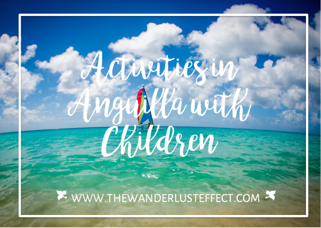 Activities in Anguilla with Children