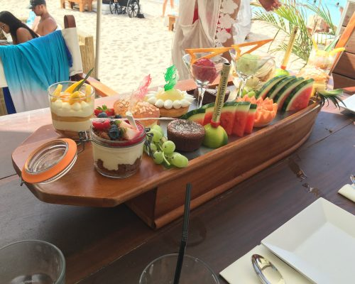 Birthday in St. Barths, Nikki Beach