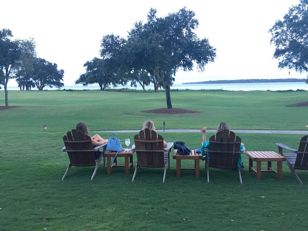 Girls Getaway on Sea Island