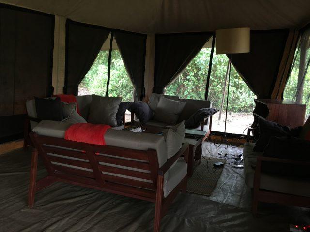 Bukima Tented Camp, DRC