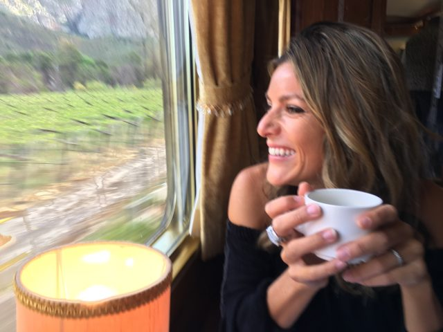 Breakfast on The Blue Train, South Africa - The Wanderlust Effect