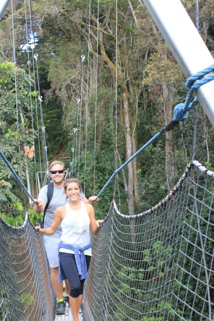 Nyungwe Forest Canopy Walkway Tour