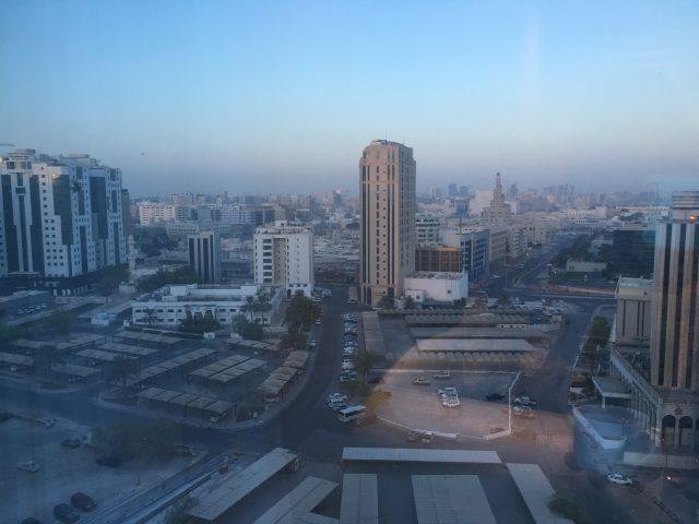 Saraya Corniche Hotel, Layover in Doha