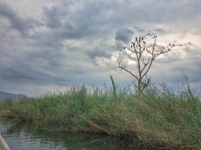 Punishment Island, Lake Bunyonyi, Uganda