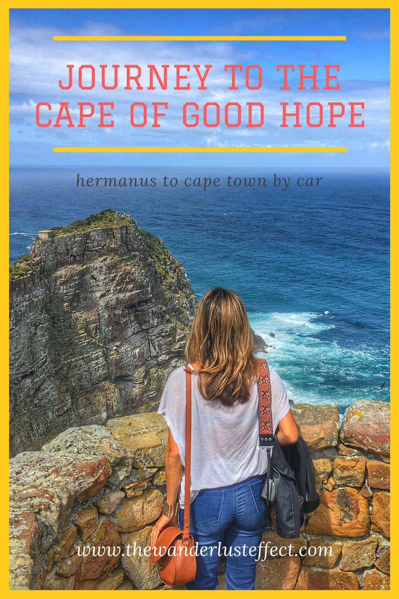 BUCKET LIST >> Drive to the Cape of Good Hope