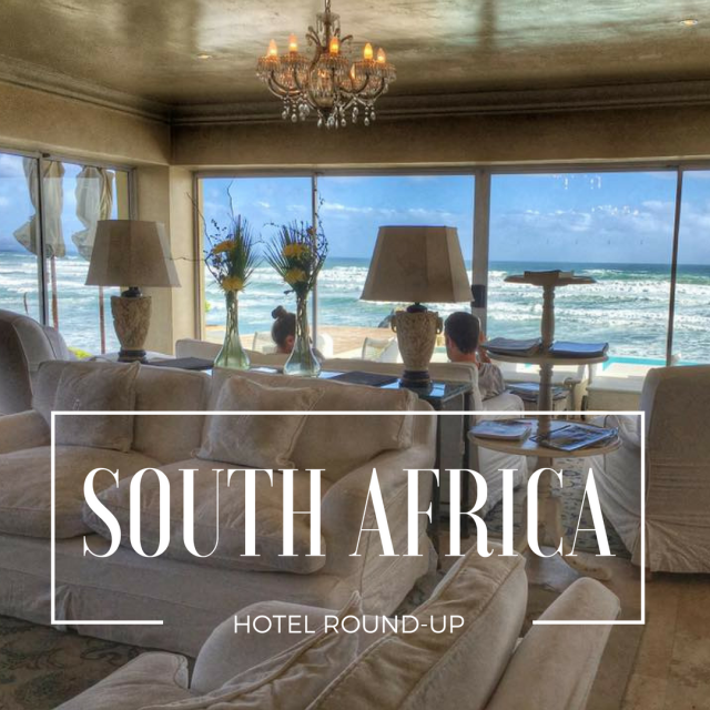 South Africa Hotel Round-Up
