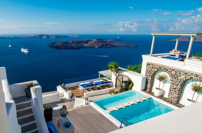 Iconic Santorini, Greece