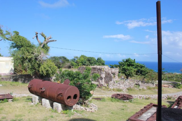 New River Estates Sugar Mill, Nevis
