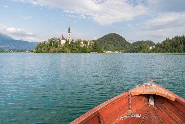 Austria, Croatia, Slovenia, Italy Itinerary
