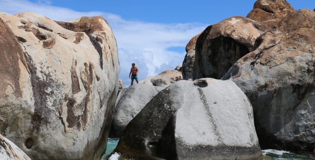 The Baths at Virgin Gorda, British Virgin Islands