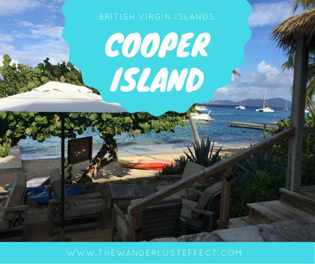 Cooper Island, BVI Island Hopping