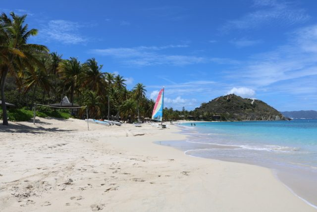 Deadman's Bay, Peter Island, British Virgin Islands Itinerary