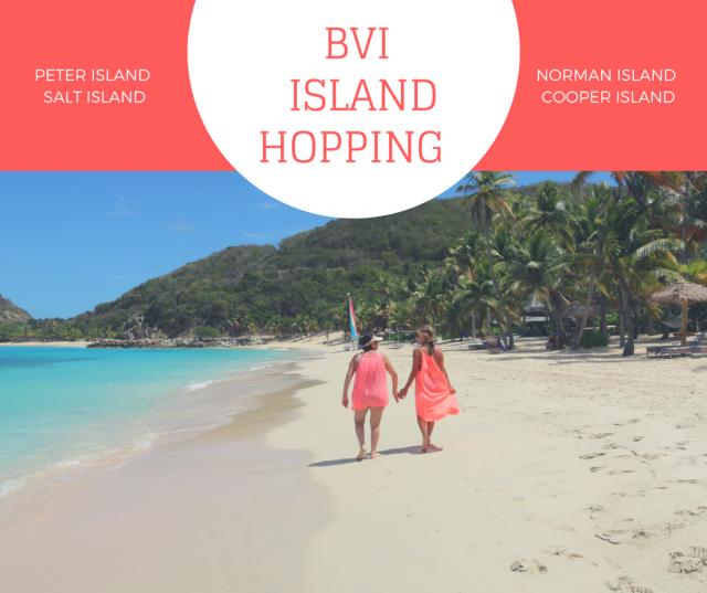 BVI Island Hopping