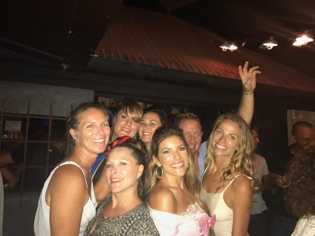 Le Ti St. Barths, Bachelorette Party in St. Barths