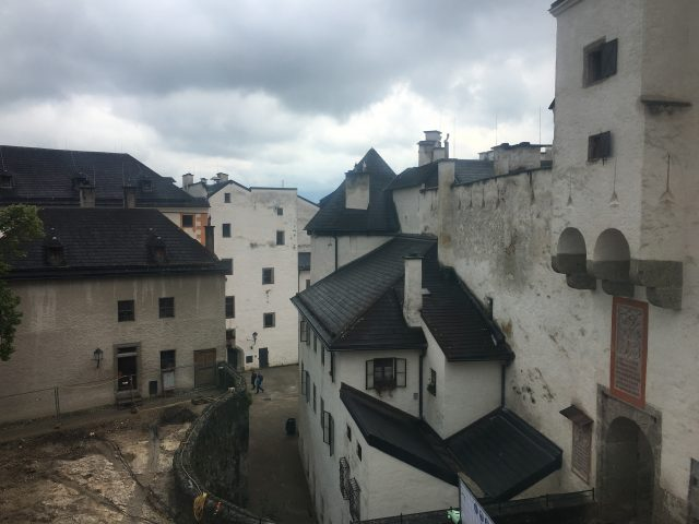 Using the Salzburg Card, Hohensalzburg Fortress