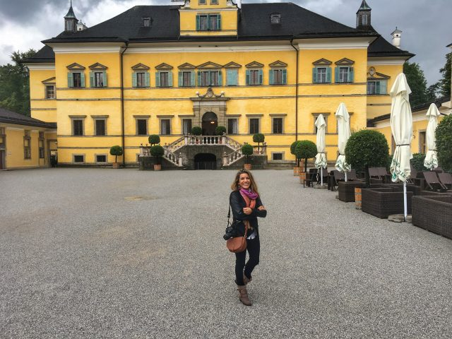 Using the Salzburg Card, Hellbrunn Palace