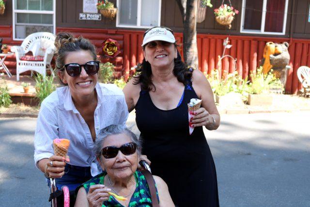 Lake Tahoe Ice Cream, California