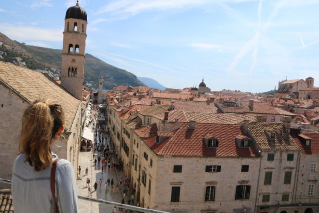 Dubrovnik's City Walls Walk