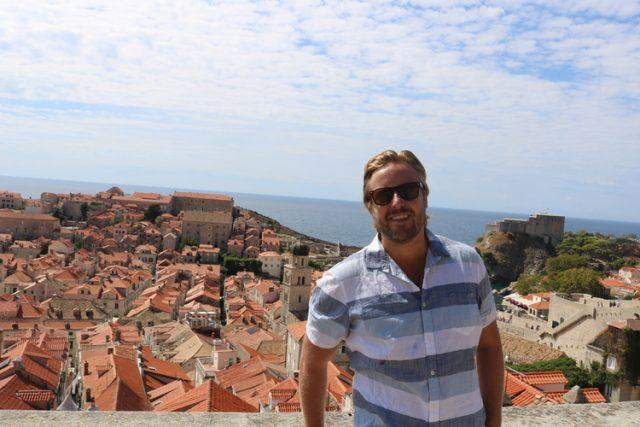 Dubrovnik's City Walls Walk