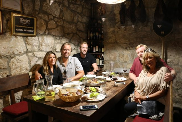 Croatia Agriturizam, Wine Tasting on the Pelješac Peninsula