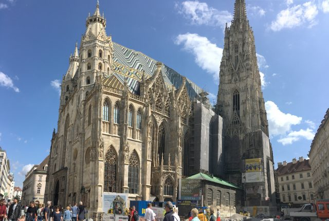 St. Stephen's Catehdral Vienna