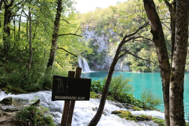 Plitvice Lakes National Park, Croatia