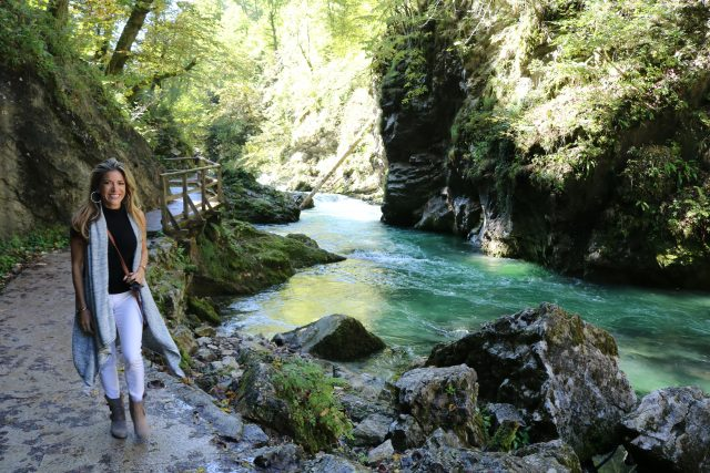 Vintgar Gorge + 5 Things to do at Lake Bled - The Wanderlust Effect