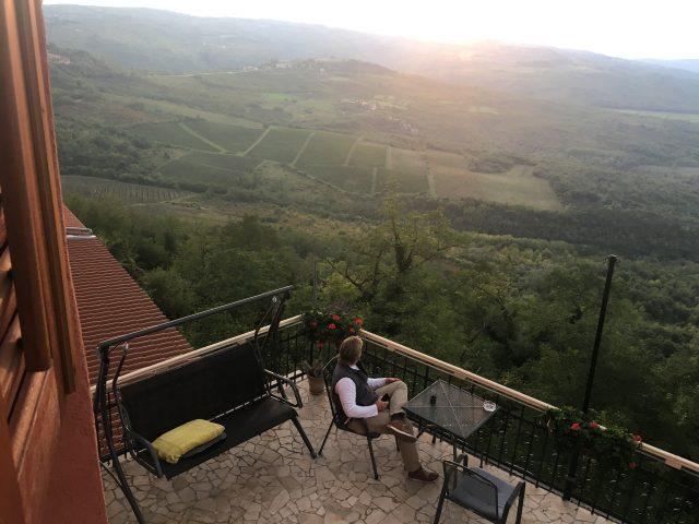 Villa Borgo, Motovun, Istria's Hilltop Towns