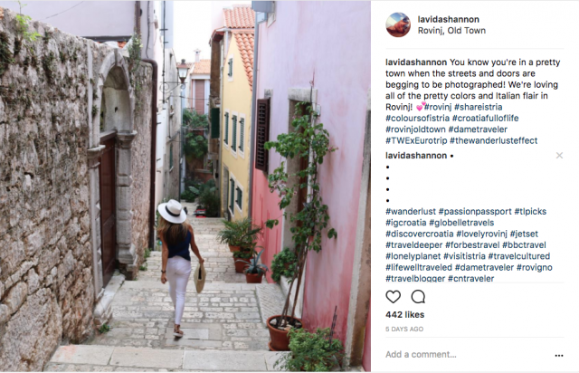 5 Instagrammable Spots in Rovinj
