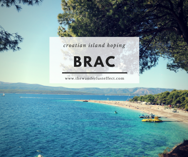 A Day trip to Brac