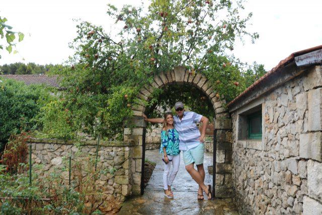 Bire Winery, Korcula Island, Croatia