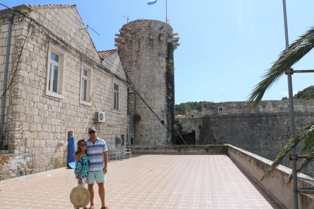 One Week in Hvar: Visit to Korcula Island