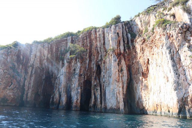 Red Rocks, Island Hopping on Hvar