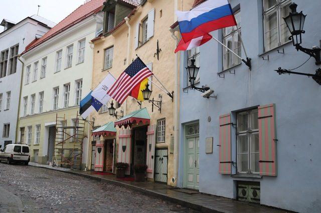 Charming Hotel Schlossle - Tallinn, Estonia