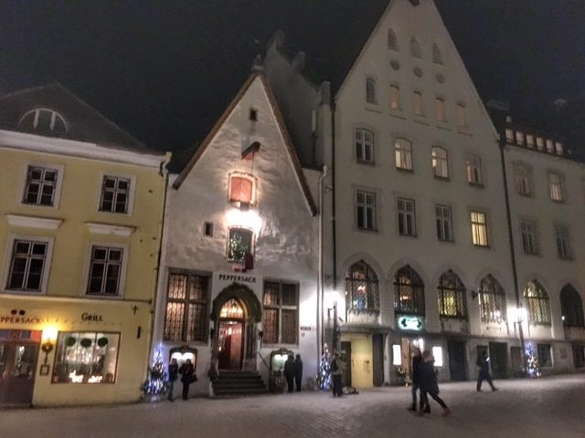 Food Tour Through Tallinn, Estonia