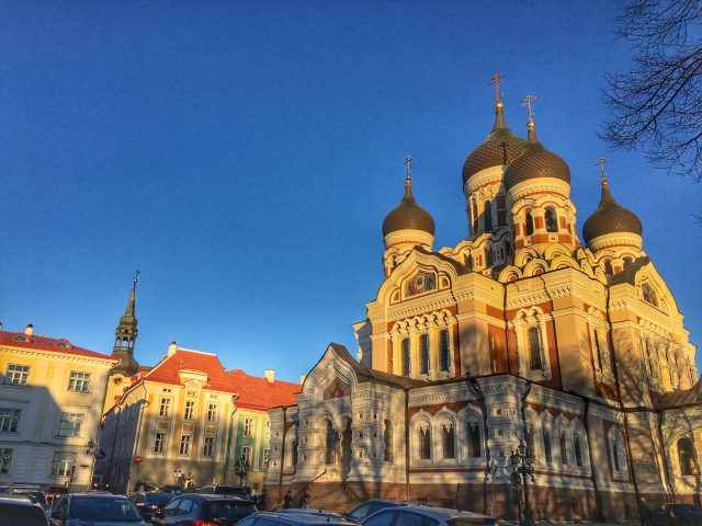 Exploring Estonia: One Day in Tallinn
