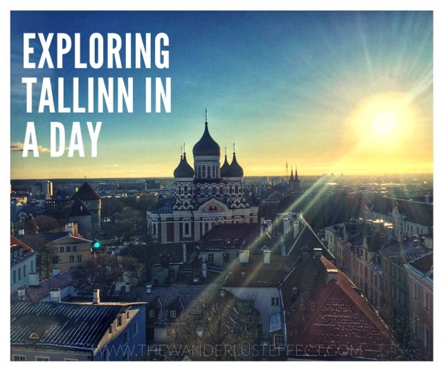 Exploring Estonia: Tallinn in a Day